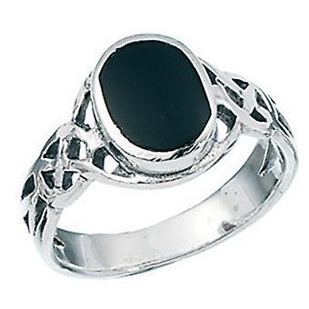 925 серебряные оникс кольцо
