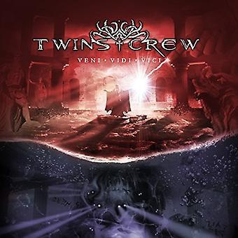 Twins Crew - Veni Vidi Vici [CD] USA import