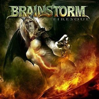 "Brainstorm - ""Firesoul"" [CD] Yhdysvallat tuoda"