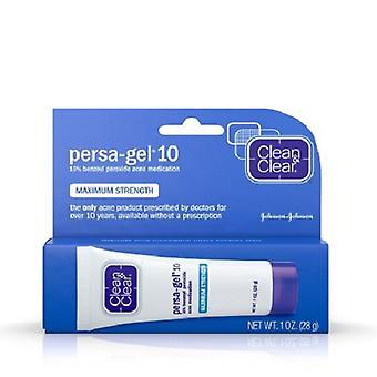 Curățați & Clear persa-gel 10 rezistență maximă Acnee Tratamentul
