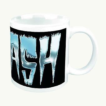 Slash Mug Logo Apocalyptic Love Logo new official Boxed