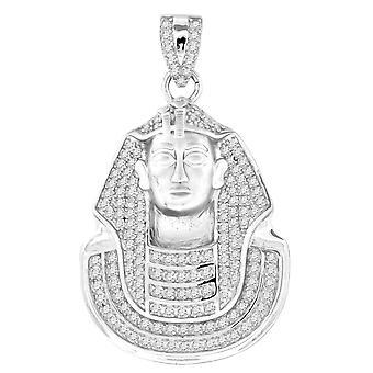 Premie Bling - 925 sterling zilver farao aanhangwagen