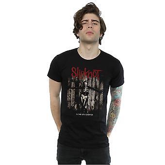 Slipknot chapitre gris T-Shirt homme