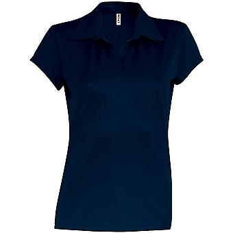 Kariban Proact Womens/Ladies Short Sleeve Performance Polo Shirt