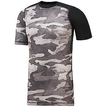 Reebok Actvchl Comp Tee CD5209 trening alle år menn t-skjorte