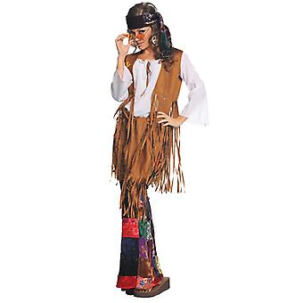 Peace Out 60s 70s Hippie Hippy Woodstock Women Costume