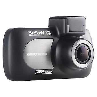 Nextbase 312GW Full HD 1080p In auto Dash Cam fotocamera DVR auto videoregistratore digitale con built-in Wi-Fi