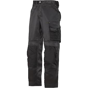Snickers Mens Dura Twill Non Holsters Craftsmen Work Trousers