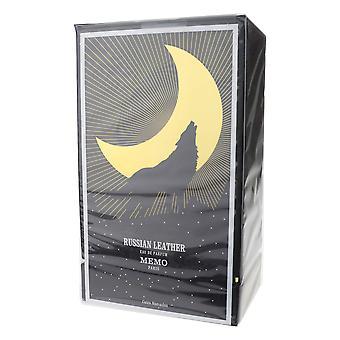 Memo Russian Leather Eau De Parfum 2.53oz/75ml New In Box