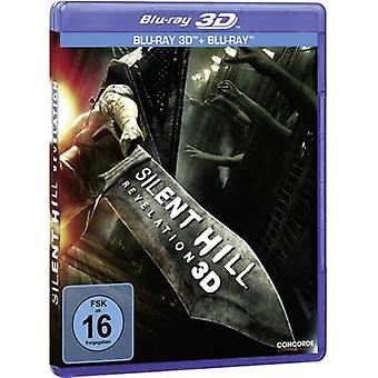 blu-ray 3D Silent Hill - Revelation FSC: 16