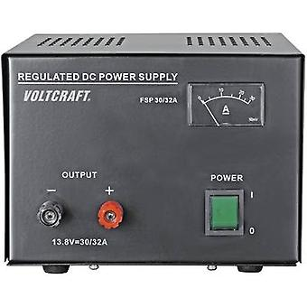 VOLTCRAFT FSP-11320 Bench PSU (fixed voltage) 13.8 V DC 20 A 280 W No. of outputs 1 x