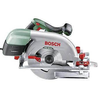 Bosch Home and Garden PKS 66 AF Handheld circular saw 190 mm incl. accessories 1600 W