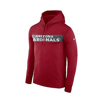 Nike Nfl Arizona Cardinals Therma Po Haube