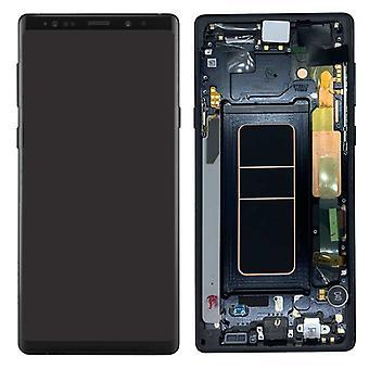 Samsung LCD completo conjunto GH97 22269A preto galáxia nota 9 N960F de exibir novo