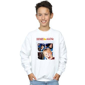 Home Alone Boys Window Bandits Sweatshirt