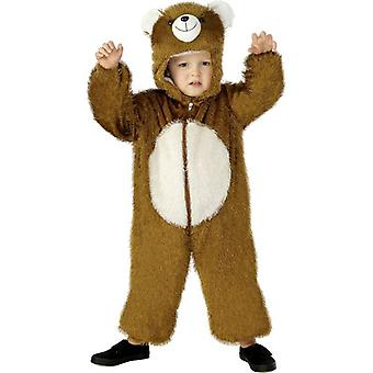 Bear Costume, Small.  Small Age 4-6
