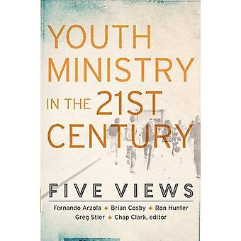 Ungdomsarbeid i 21 av Chap Ed Clark - 9780801049675 B