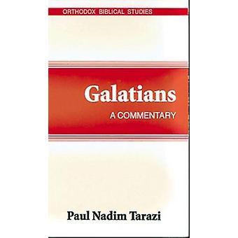 Galaterbrevet - en kommentar från Paul Nadim Tarazi - 9780881410839 bok