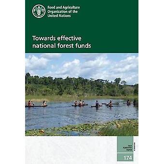 Aan effectieve National Forest fondsen door Rao Matta - 9789251087060