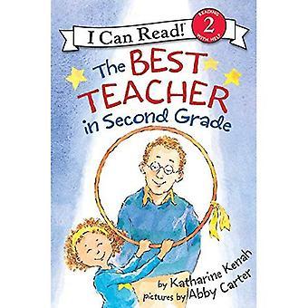 The Best Teacher in Second Grade (I Can Read Books: Level 2 (Harper Paperback))