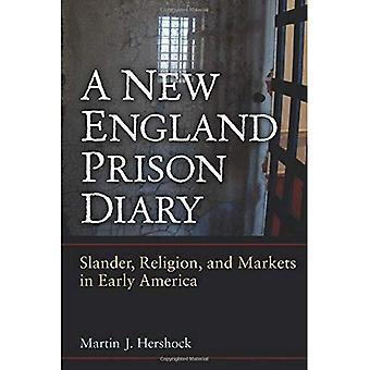 Ein neu-England-Gefängnis-Tagebuch