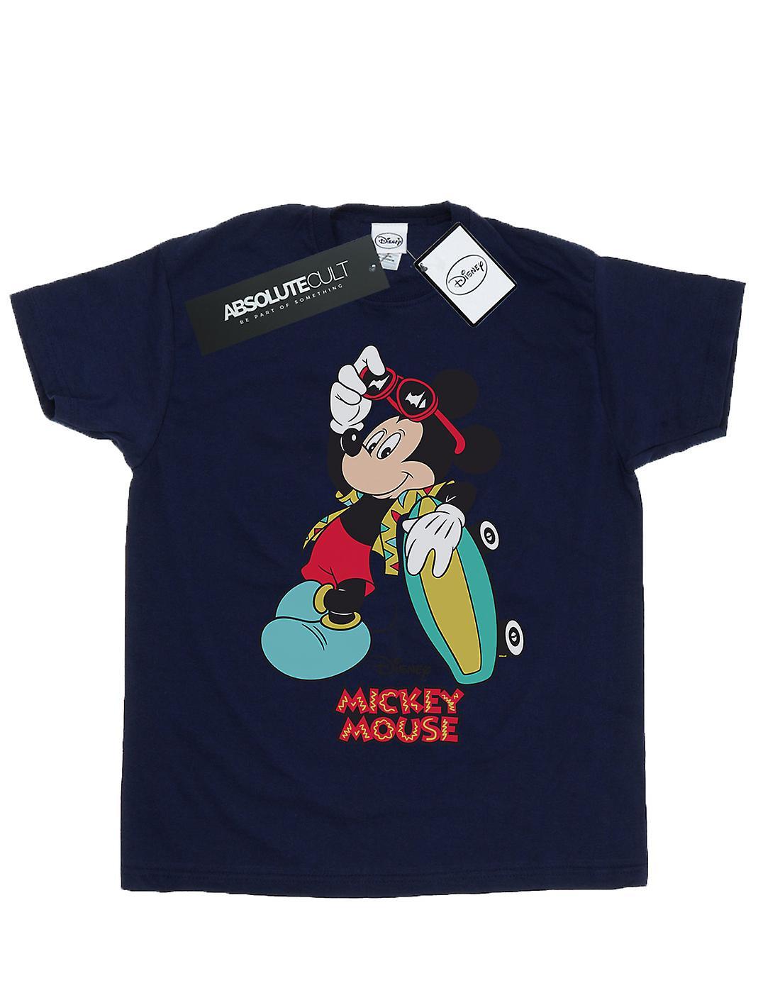 Disney Boys Mickey Mouse Skate Dude T-Shirt