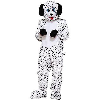 Dalmatain câine Adult costum