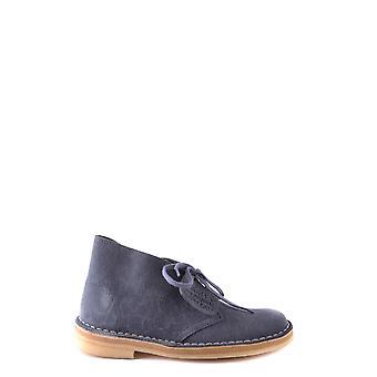 Clarks Ezbc095005 Men's Grey Suede Ankle Boots