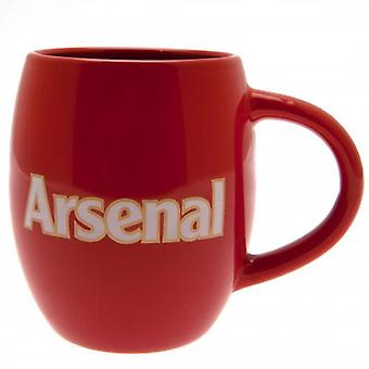 Arsenal Tea Tub rånar