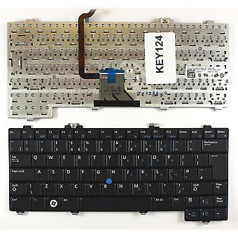 Dell Latitude XT With Pointer Black UK Layout Replacement Laptop Keyboard