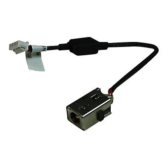 HP Mini 210-2170NR Replacement Laptop DC Jack Socket With Cable