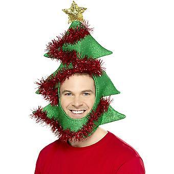 Christmas tree Hat Christmas Winter Carnival accessory christmastree has