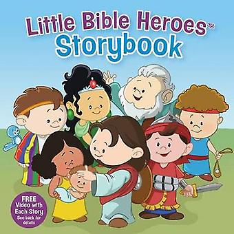Little Bible Heroes Storybook (Padded) by Victoria Kovacs - Mike Krom