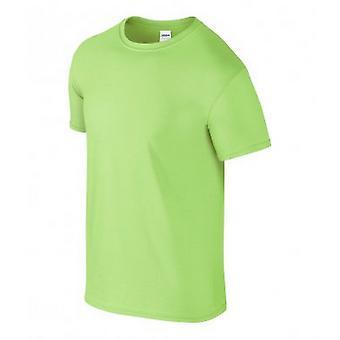 Gildan Mens SoftStyle Ringspun camiseta