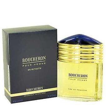 Boucheron By Boucheron Eau De Toilette Spray 3.4 Oz (men) V728-417599