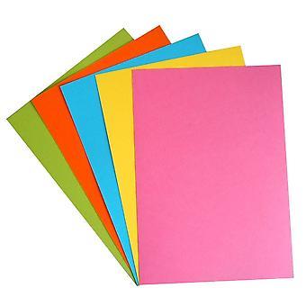Espressioni creative fondazioni carta fogli A4 cartoncino 25 | Colori elencati