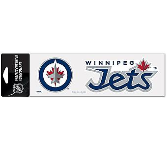 Wincraft Sticker 8x25cm - NHL Winnipeg Jets