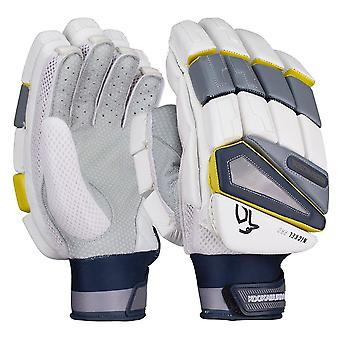 Kookaburra 2019 Nickel Pro Cricket Batting Handschuhe Weiß/Grau