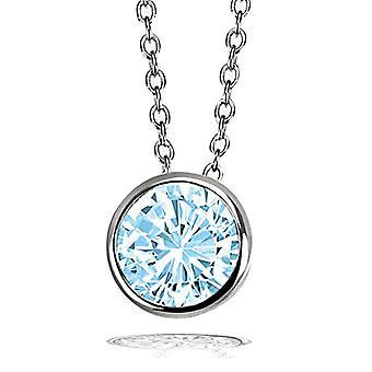 Goldmaid Silver Pendant Necklace - Fa C8451SB