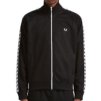 Fred Perry Sports Authentic Taped Track Chaqueta Classic