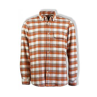 Far Afield Larry Flannel Shirt (Terje Check)