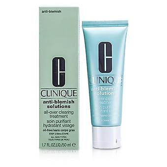 Clinique Anti-blemish Solutions All-over Clearing Treatment - 50ml/1.7oz