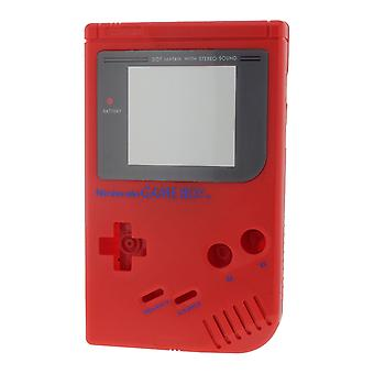 Replacement housing shell case repair kit for nintendo game boy dmg-01 - red