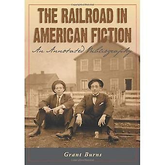 A ferrovia na ficção estadunidense: uma bibliografia comentada
