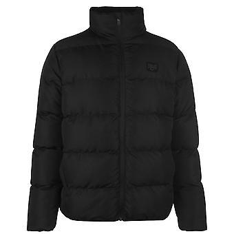 Everlast Mens Gents inchado com capuz quente bolha jaqueta de inverno outerwear