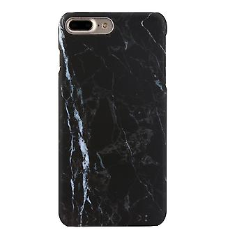 Iphone 6 / 6S - Plus Marble Cover Case Noir