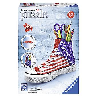 Ravensburger puzzle 3D-Amérique Sneaker