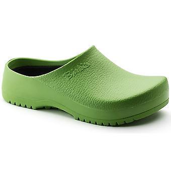 Birkenstock super Birki tresko 068081 Eple grønn