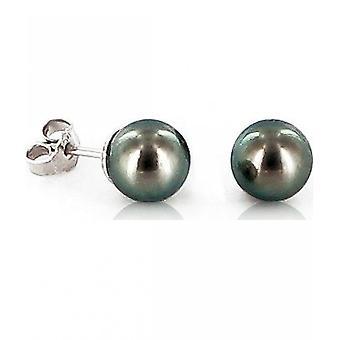 Luna-perler perle StudS TahitiPerlen 8-9 mm 750 hvidt guld 1022022