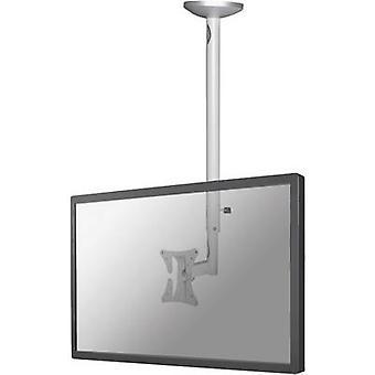 NewStar FPMA-C050SILVER TV ceiling mount 25,4 cm (10) - 76,2 cm (30) Swivelling/tiltable